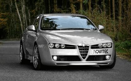 2007 Alfa Romeo 159 JTDm by Novitec 9