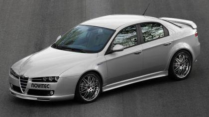 2007 Alfa Romeo 159 JTDm by Novitec 3