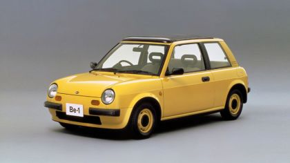 1987 Nissan Be-1 ( BK10 ) 9