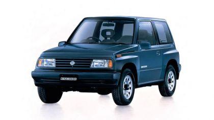 1988 Suzuki Escudo 1.6 4