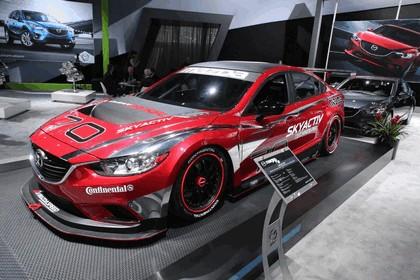 2013 Mazda 6 Skyactiv-D race car 1