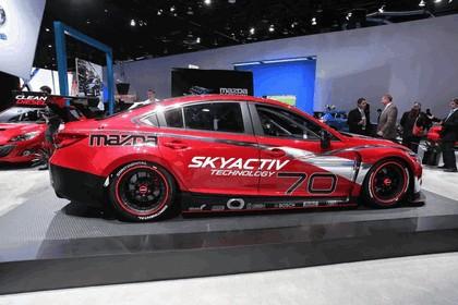 2013 Mazda 6 Skyactiv-D race car 2