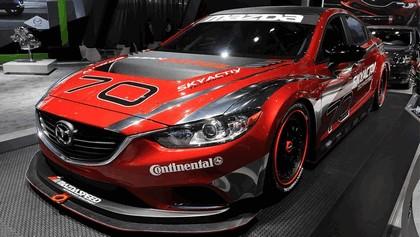2013 Mazda 6 Skyactiv-D race car 4
