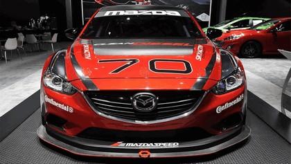 2013 Mazda 6 Skyactiv-D race car 5