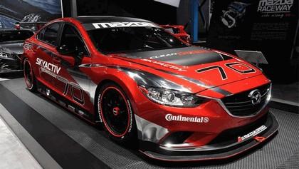 2013 Mazda 6 Skyactiv-D race car 6