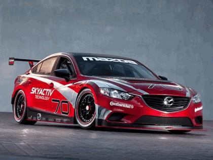 2013 Mazda 6 Skyactiv-D race car 7
