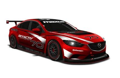2013 Mazda 6 Skyactiv-D race car 10