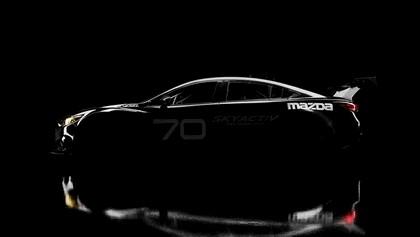 2013 Mazda 6 Skyactiv-D race car 11