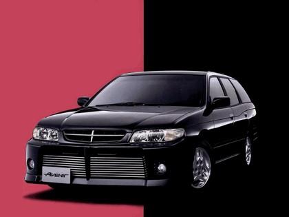 1998 Nissan Avenir Rider by Autech 1