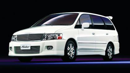 2001 Nissan Bassara Rider by Autech 2
