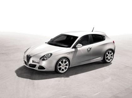 2013 Alfa Romeo Giulietta Business 1