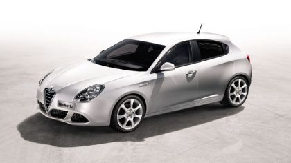 2013 Alfa Romeo Giulietta Business 7