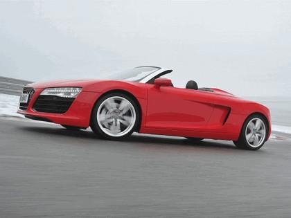 2013 Audi R8 spyder - UK version 3