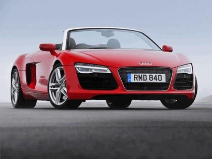 2013 Audi R8 spyder - UK version 8