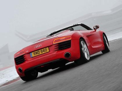 2013 Audi R8 spyder - UK version 10