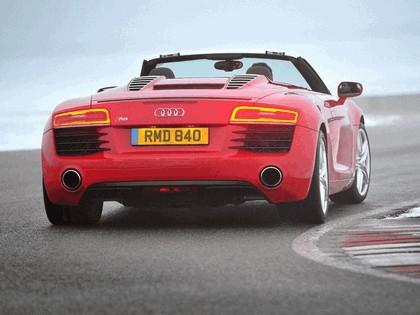 2013 Audi R8 spyder - UK version 12