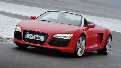 2013 Audi R8 spyder - UK version 7