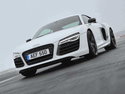 2013 Audi R8 V10 plus - UK version 4