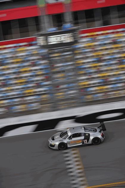 2013 Audi R8 Grand-Am - 24 hour at Daytona 15