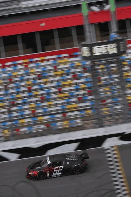 2013 Audi R8 Grand-Am - 24 hour at Daytona 16