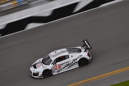 2013 Audi R8 Grand-Am - 24 hour at Daytona 19