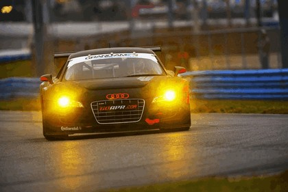 2013 Audi R8 Grand-Am - 24 hour at Daytona 23