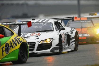 2013 Audi R8 Grand-Am - 24 hour at Daytona 24