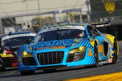 2013 Audi R8 Grand-Am - 24 hour at Daytona 42