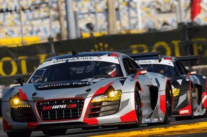 2013 Audi R8 Grand-Am - 24 hour at Daytona 43