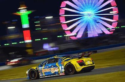2013 Audi R8 Grand-Am - 24 hour at Daytona 55