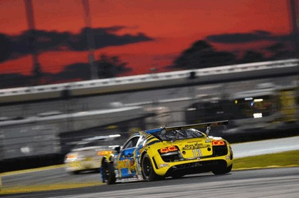 2013 Audi R8 Grand-Am - 24 hour at Daytona 62