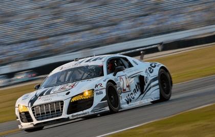 2013 Audi R8 Grand-Am - 24 hour at Daytona 75