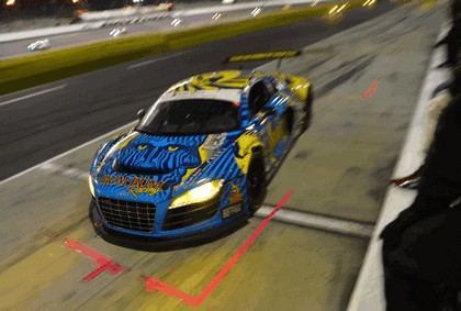 2013 Audi R8 Grand-Am - 24 hour at Daytona 121