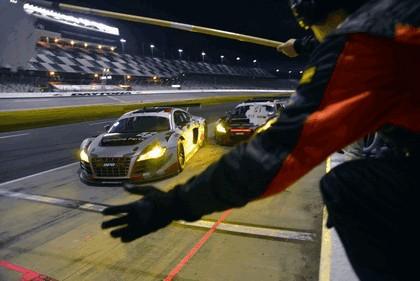 2013 Audi R8 Grand-Am - 24 hour at Daytona 123