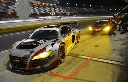2013 Audi R8 Grand-Am - 24 hour at Daytona 124