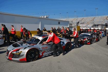 2013 Audi R8 Grand-Am - 24 hour at Daytona 143