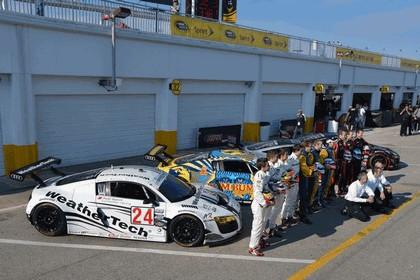 2013 Audi R8 Grand-Am - 24 hour at Daytona 175