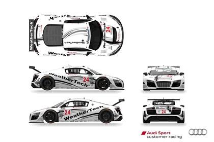 2013 Audi R8 Grand-Am - 24 hour at Daytona 191