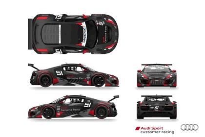 2013 Audi R8 Grand-Am - 24 hour at Daytona 192