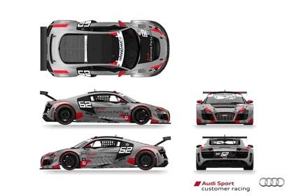 2013 Audi R8 Grand-Am - 24 hour at Daytona 193