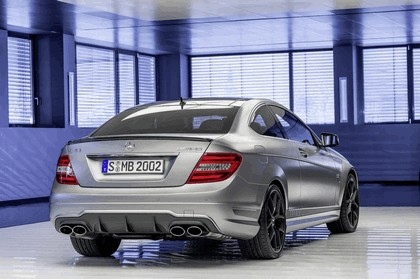 2013 Mercedes-Benz C63 ( C204 ) AMG - Edition 507 6