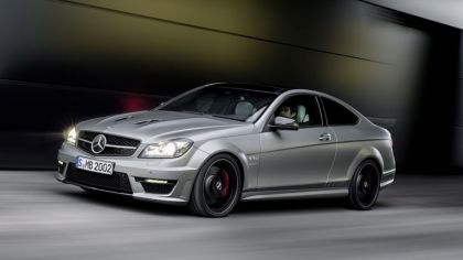 2013 Mercedes-Benz C63 ( C204 ) AMG - Edition 507 1