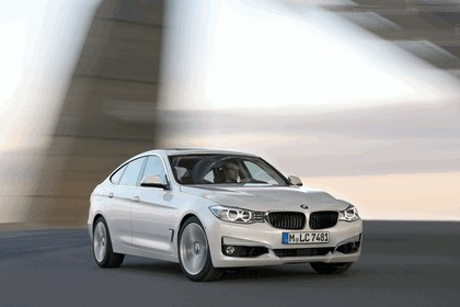 2013 BMW 3er Gran Turismo ( F34 ) 9