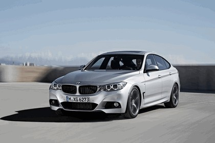 2013 BMW 3er Gran Turismo ( F34 ) 21
