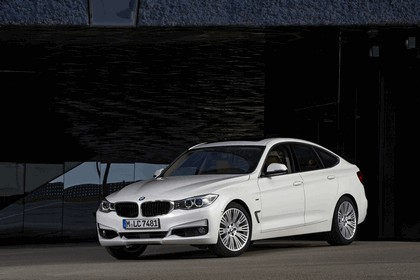 2013 BMW 3er Gran Turismo ( F34 ) 27