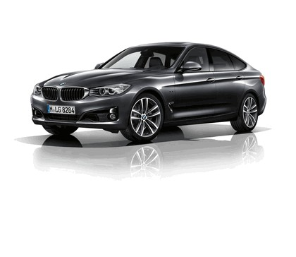 2013 BMW 3er Gran Turismo ( F34 ) 81