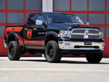 2012 Dodge Ram 1500 by Geiger 2