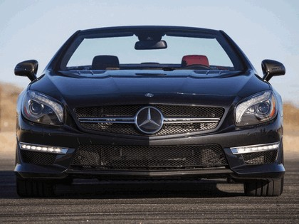 2012 Mercedes-Benz SL63 ( R231 ) AMG - USA version 10