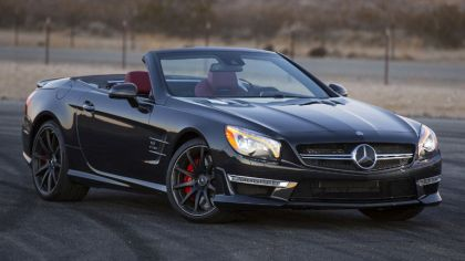 2012 Mercedes-Benz SL63 ( R231 ) AMG - USA version 3