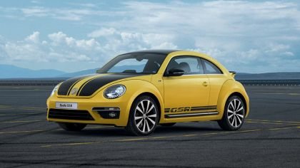 2013 Volkswagen Beetle GSR Limited Edition 7